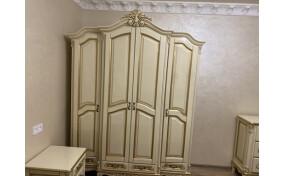 Шкаф Надежда четыре двери