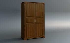 Шкаф Ларго  2- х дверный