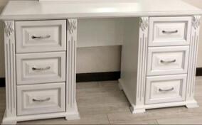 Туалетний столик Ларго двотумбовий