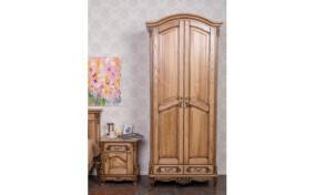 Шкаф деревянный Надежда две двери