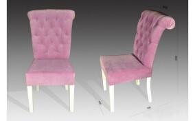 Мягкий стул N1 в ткани