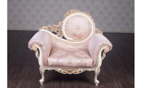Мягкое кресло Софа в стиле Барокко