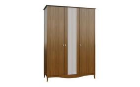 Шкаф на деревянных ножках София 3-х дверный