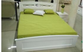 Кровать двуспальная Верона с нишей для белья