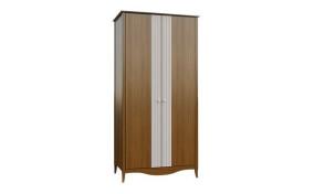 Шкаф на деревянных ножках София 2-х дверный