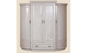 Шкаф деревянный Афродита три части
