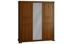 Шкаф Ларго 3- х дверный с зеркалом
